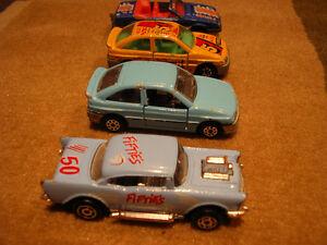 Majorette die cast cars - Mustang, 57 Chevy, Escort Windsor Region Ontario image 2