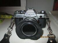 Nikon and Cannon Camera for sale