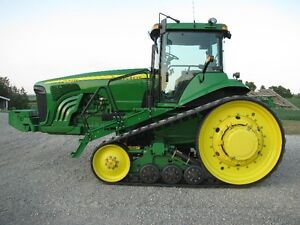 John Deere 8420T Tractor - like new - 1900 hrs London Ontario image 3