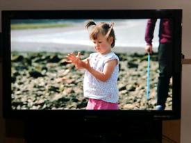 "Panasonic 37"" Full HD TV"