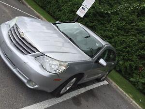 Fully equipped 2008 Chrysler Sebring sedan leather sunroof more