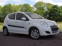 Suzuki Alto 1.0 SZ4 5dr (white) 2013