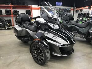 2015 Can-Am Spyder RT-S Special Series 6-Speed Semi-Automatic (S