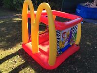 Kids McDonalds play tent very rare