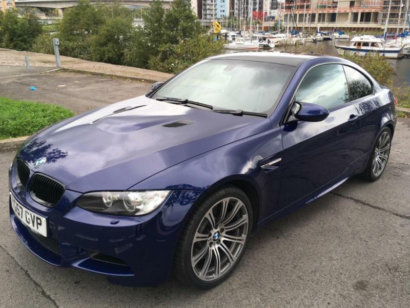 2007 BMW 3 SERIES M3 COUPE PETROL
