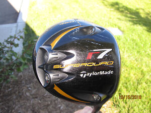 Taylormade R7
