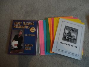 5 Math Teaching Resources London Ontario image 1