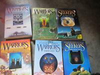 Warriors and Seekers Novels