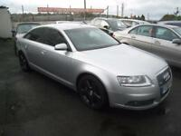Audi A6 Saloon 2.7TDI S Line. Full leather interior. 12 Months MOT