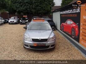 SKODA OCTAVIA S TSI, Blue, Manual, Petrol, 2010