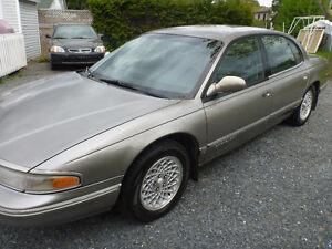 1994 Chrysler LHS V6 Berline