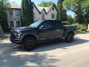 2018 ford RAPTOR FULLY LOADED 20kms private sale 802a