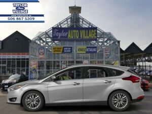 2016 Ford Focus Titanium Hatch  -  - Sunroof - Navigation - $54.