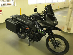 KLR 650 2014.5 Loaded - Ready to ride
