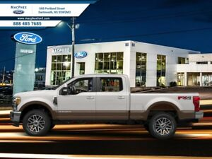 2018 Ford F-250 Super Duty Platinum  - Leather Seats