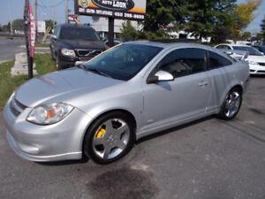 2007 Chevrolet Cobalt SS  '' Supercharge ''  Toit '' Cuir ''