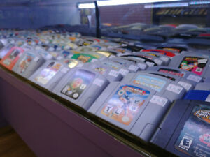 Need a gift for a gamer? Destination Retro has you covered!
