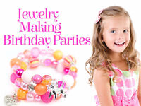 Part time work - Jewelry birthday parties