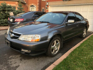 2002 Acura TL - low mileage!!