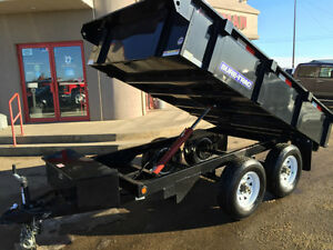 NEW  SureTrac 6x10ft Deckover Dump BLOWOUT $5999