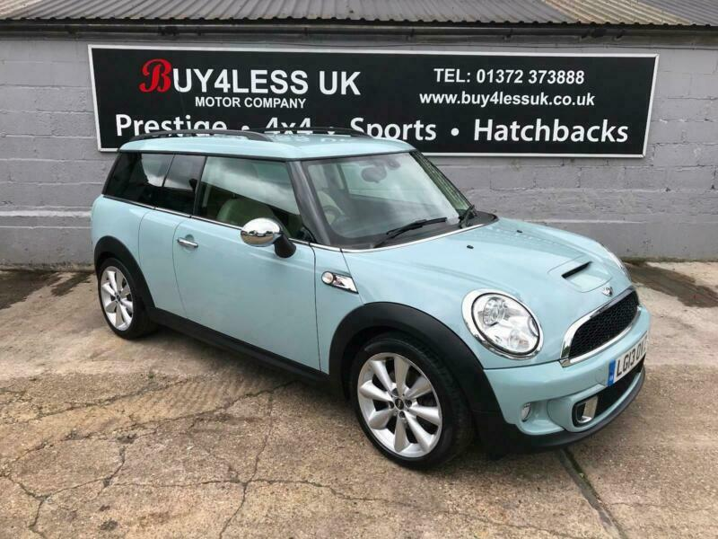 Mini Mini Clubman 2 0TD Chili Auto Cooper SD One Owner