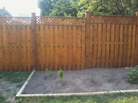FENCE And DECK Building REPAIR