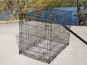 """Très Grande Cage 48"""" x 36"""" x 30"""" pour chien ou autres animaux"""