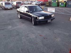 MERCEDES BENZ 190e 2.3 FOR 3900$NEGO