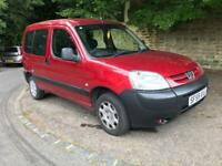 2010 Peugeot Partner, 1.6 Diesel, Full MOT, disabled accessible.