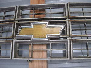 1970s chevy and gmc truck grills-new photos with chevy molding Windsor Region Ontario image 3
