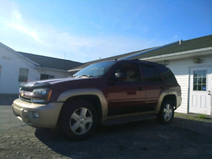 2005  Chev Trailblazer for sale.  Inspected.  Leather.