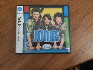 Jeu JONAS pour Nintendo DS