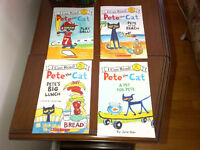 Pete the Cat - I Can Read - My First Shared Reading