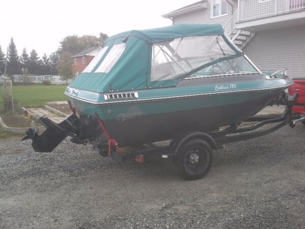 Used 1989 Other Thompson cutlass 170