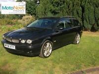 Jaguar X-TYPE 2.0D 2006MY Sport ESTATE