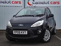 2009 Ford KA ZETEC 1.3TDCI DIESEL LOW MILEAGE £30 ROAD TAX 12M MOT 6M WARRANTY