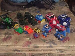 Lot of 20 cars
