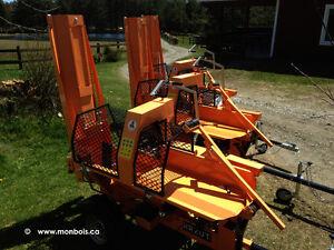 Processeur de bois de chauffage  20 tonne avec moteur Kohler Gatineau Ottawa / Gatineau Area image 5
