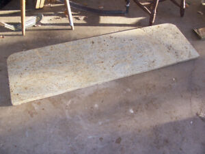 Granite Bar Counter Top 60 Inches by 18 Inches