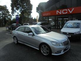 2012 MERCEDES BENZ E CLASS E200 CDI BlueEFFICIENCY Sport 4dr Tip Auto [7]