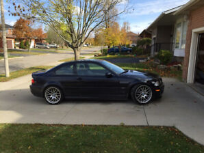 2005 bmw m3 zcp 6 speed manual.