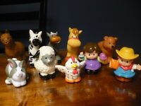lot de figurines - Fisher Price # 3