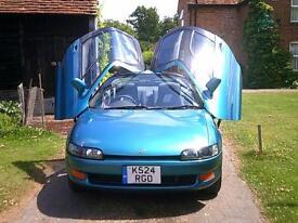 1993 Toyota sere Gulwing doors