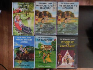 The Bobbsey Twins Books