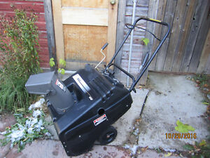 Murray Gas Snow Thrower & Manual- GREAT DEAL!