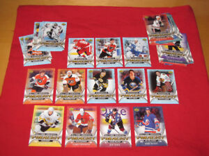 2005-06 Upper Deck All-time Greatest insert cards (38)