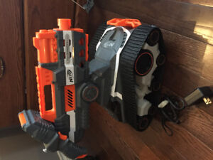 TERRASCOUT  NERF with charger for sale