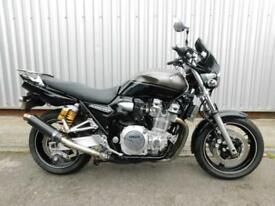 Yamaha XJR1300, XJR 1300, 2008