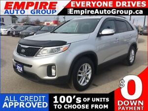 2014 KIA SORENTO LX * BLUETOOTH * SATELLITE RADIO SYSTEM * LOW K
