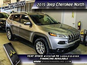 2015 Jeep Cherokee North   - $168.42 B/W